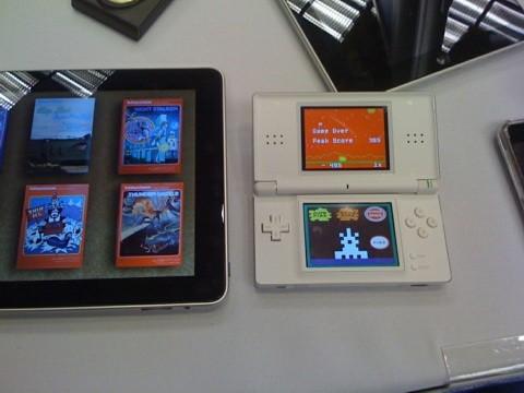 emultators on Nintendo DS
