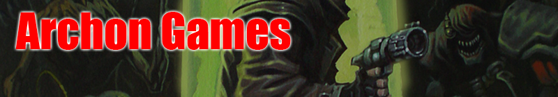 Archon Games logo