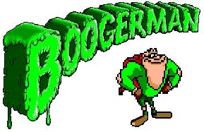 Boogerman game