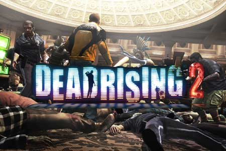 Dead Rising 2 title screen