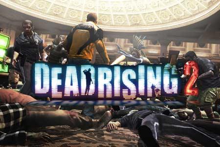 Dead Rising 2 title screen