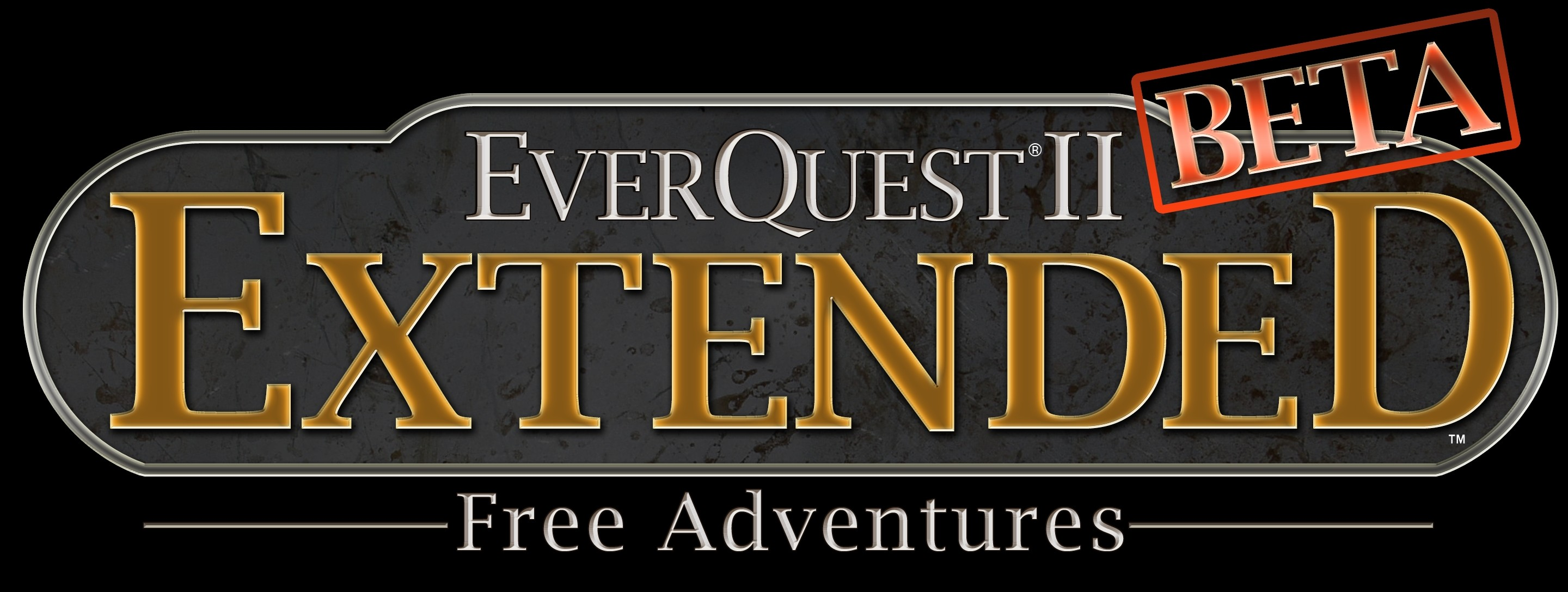 EverQuest II Extended BETA free adventures logo