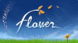 Flower game screenshot