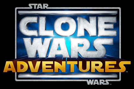 Star Wars Clone Wars Adventures logo