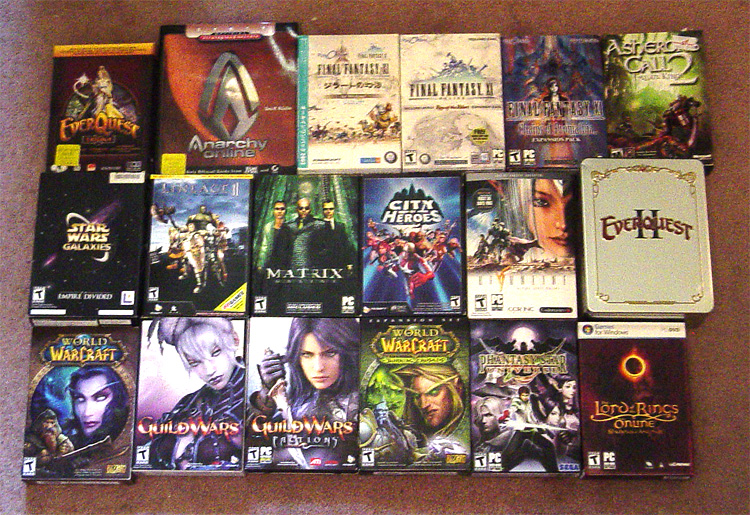 MMO collection