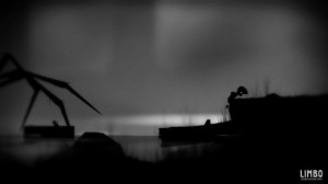Limbo screenshot spiders