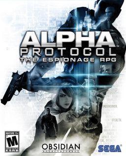 Alpha Protocol cover