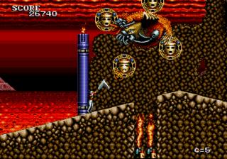 Atomic Runner - Gameplay Screenshot 2
