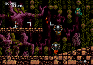 Atomic Runner - Gameplay Screenshot 3