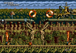 Atomic Runner - Gameplay Screenshot 4