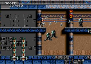 Atomic Runner - Gameplay Screenshot 5