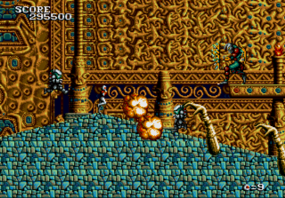 Atomic Runner - Gameplay Screenshot 6