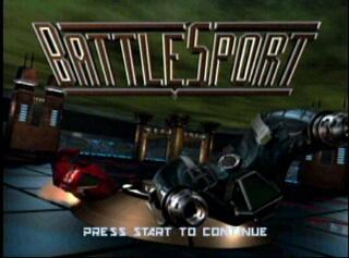 Battlesport - 3DO - Gameplay Screenshot