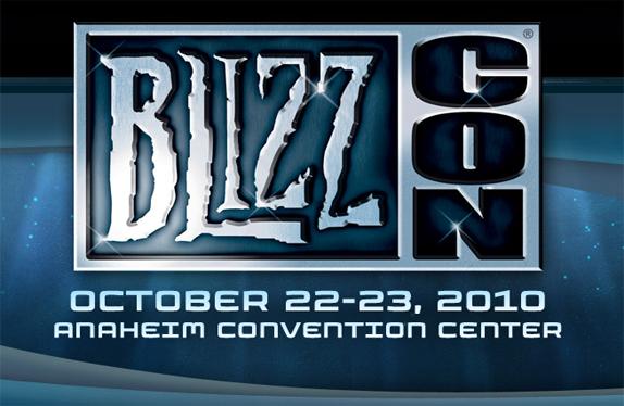 Blizz Con 2010 logo