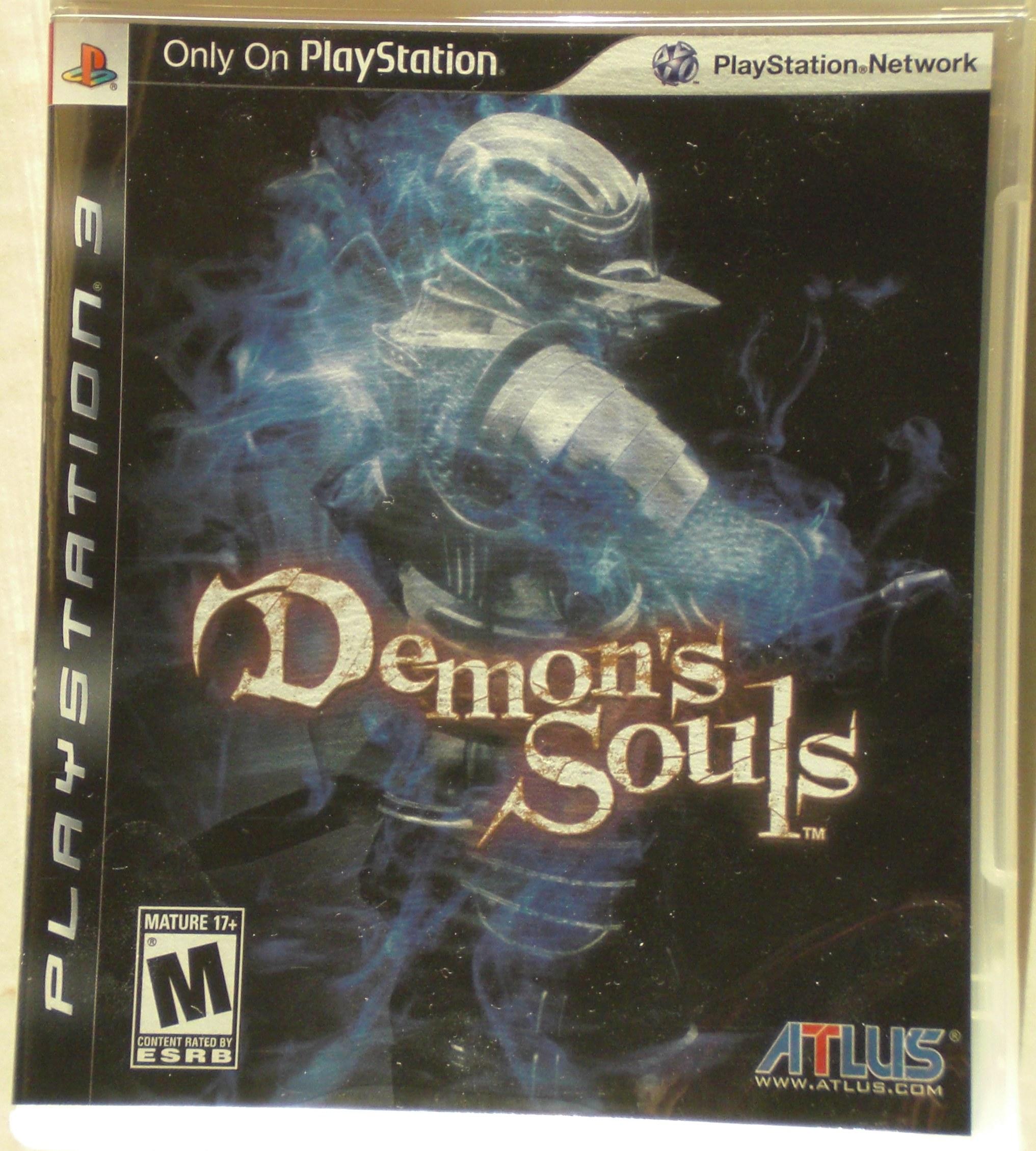 Demon's Soul box