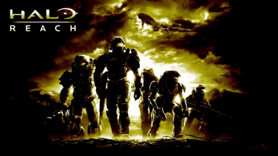 Halo Reach Gold