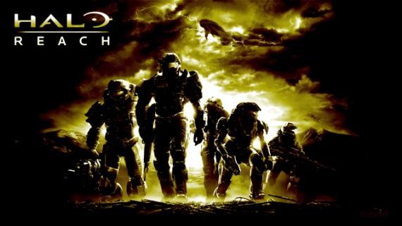 Halo Reach Gold