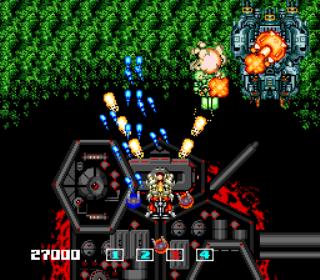 Image Fight - Gameplay Screenshot