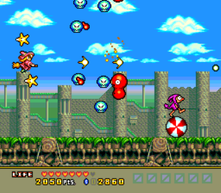Magical Chase - Gameplay Screenshot