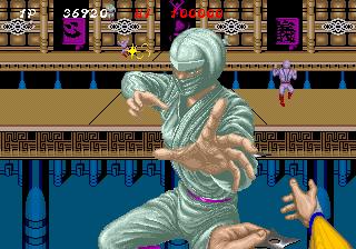 Shinobi - Gameplay Screenshot 3