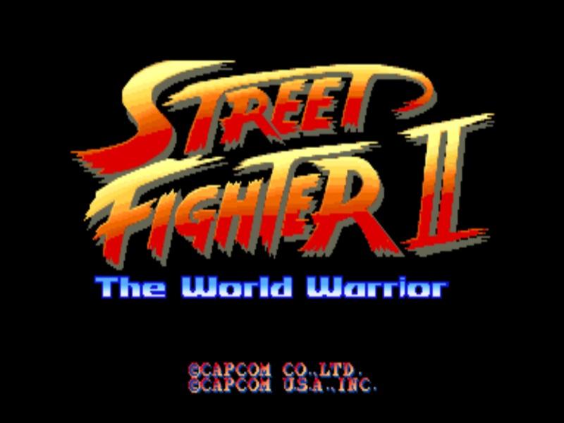 Street Fighter 2 - Arcade