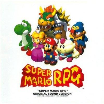 Super Mario RPG OST