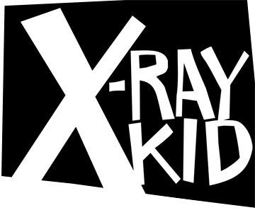X-Ray Kid logo