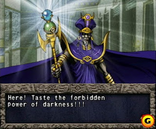 Yu-Gi-Oh!_-_Forbidden_Memories-PS1-Gameplay screenshot