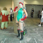 cammy cosplay girl