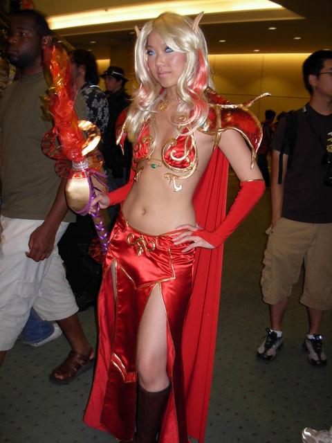 cosplay nice girl