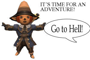 Go To Hell Taru Final Fantasy XIV