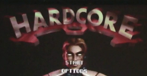 Hardcore, unreleased Genesis/Mega Drive Game