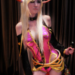 hot elf girl cosplay