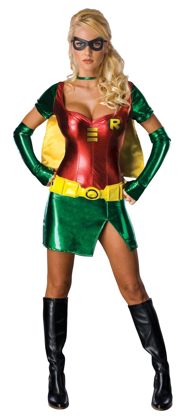 sexy robin cosplay girl