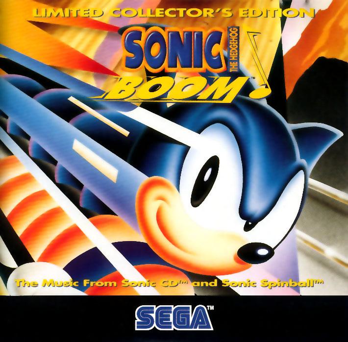 Sonic CD OST