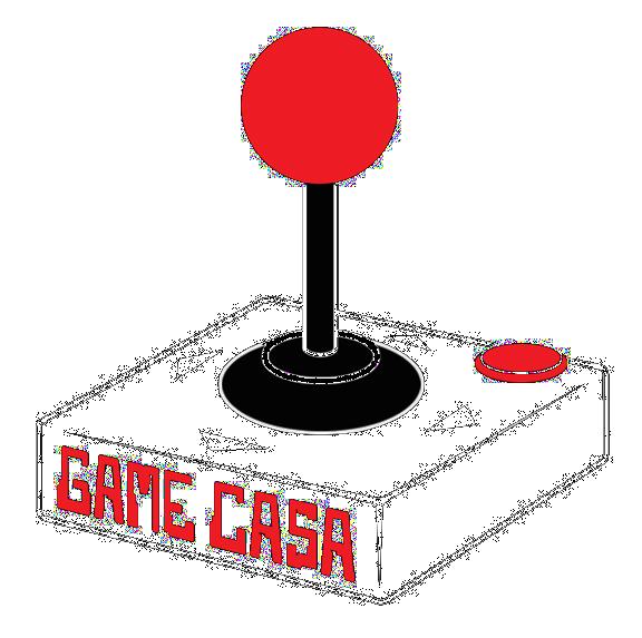 GamaCasa.net Joystick logo