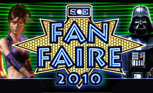 SOE Fan Faire 2010 logo