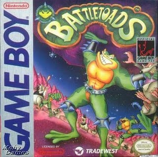 Battletoads - Gameboy - Gameplay Screenshot