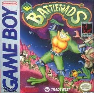 Battletoads - Gameboy - Gameplay Screenshot