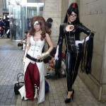 Bayonetta cosplay girls