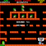 Bubble Bobble - Gameplay Screenshot 1