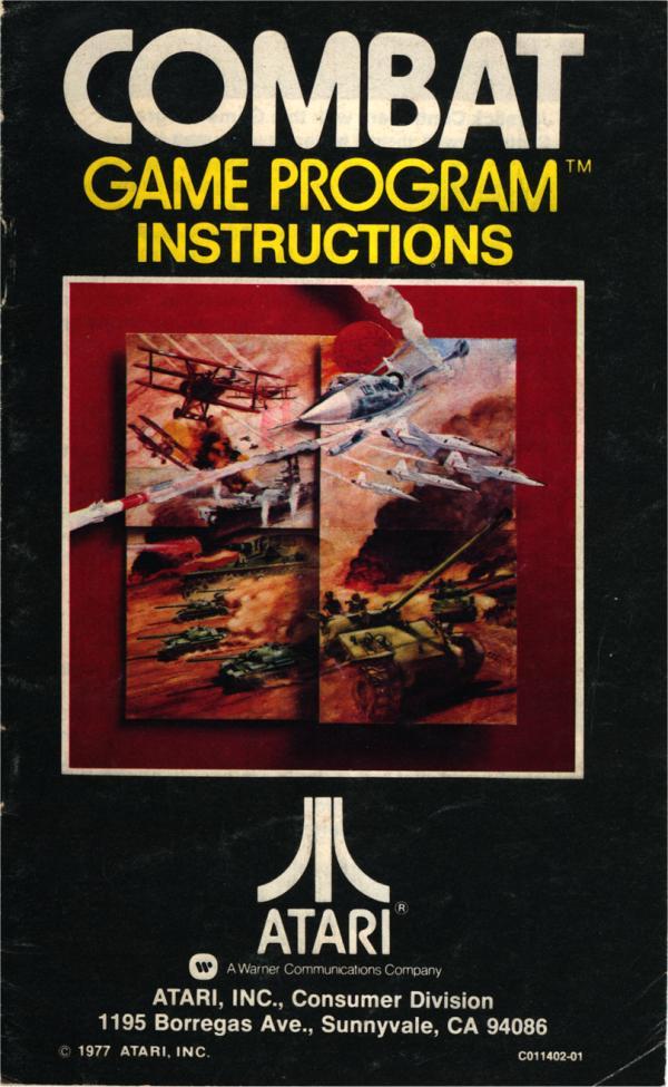 Atari Combat
