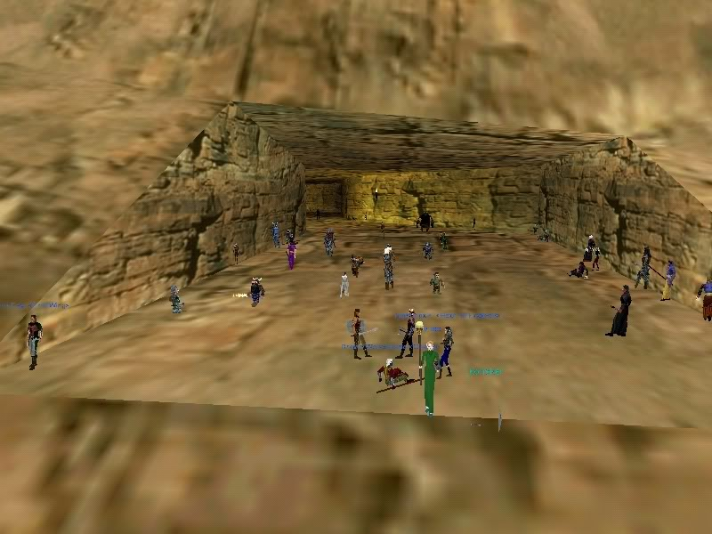East Commonlands tunnel Everquest