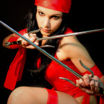 Elektra Cosplay by Yukilefay