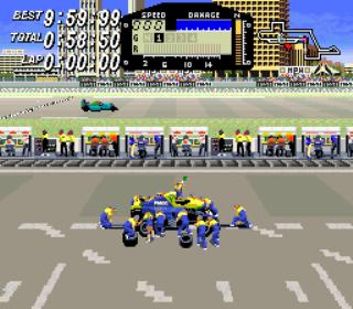 Exhaust Heat - F1 ROC - Race of Champions - Gameplay Screenshot 4