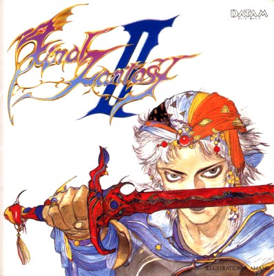 Final Fantasy I and II cover