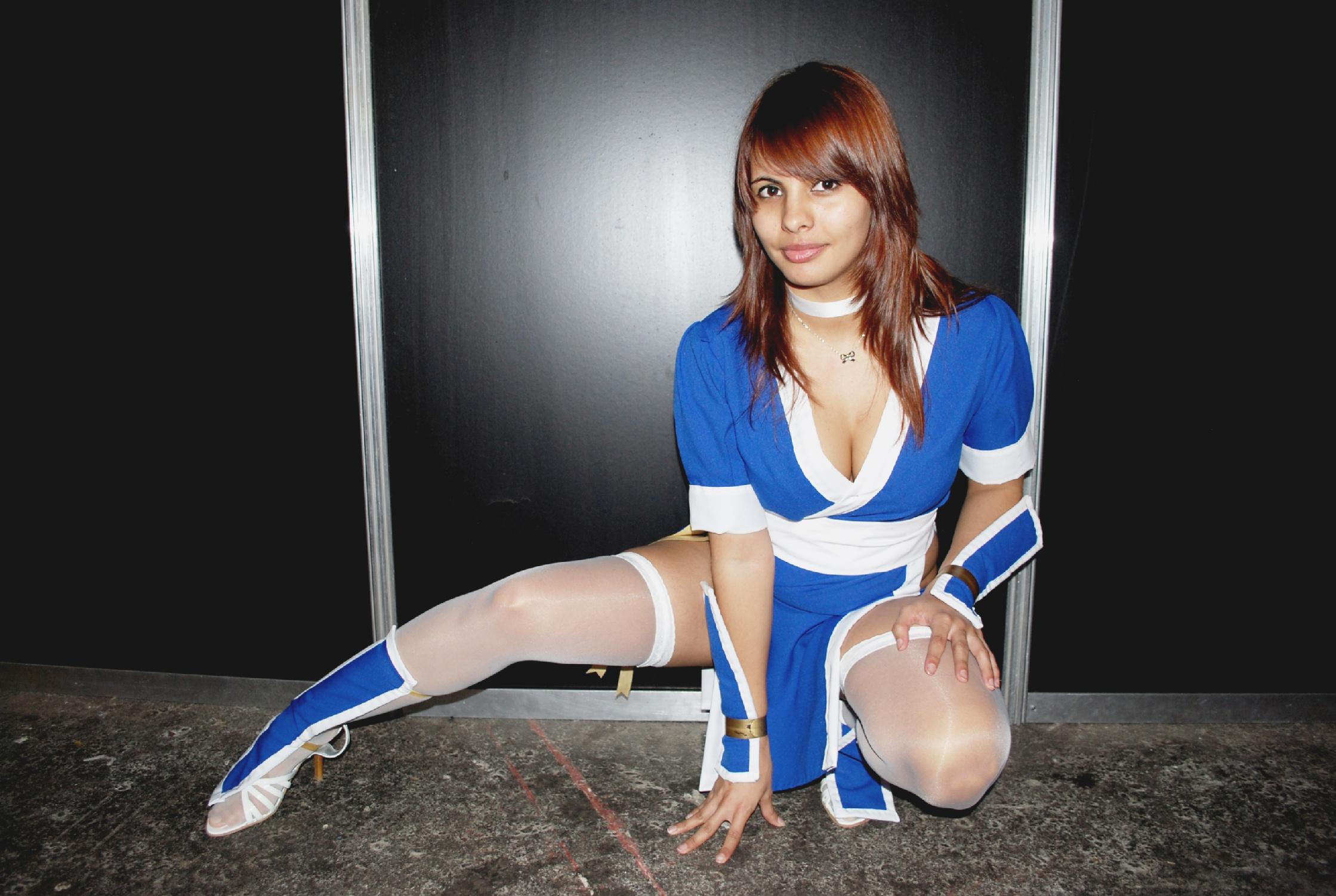 Kasumi cosplay by Marulau