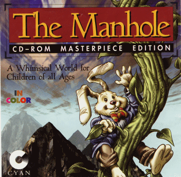 The Manhole box art