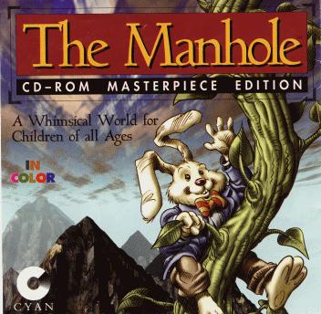 The Manhole box art