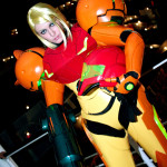 Metroid Fearless Samus by Yukilefay